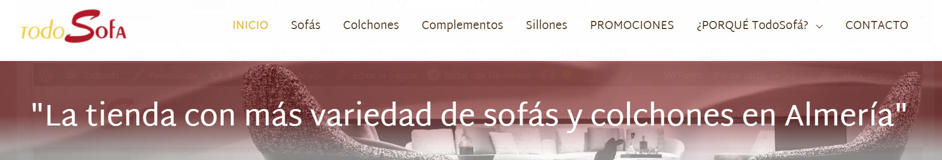 TIENDA DE COLCHONES EN ROQUETAS